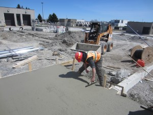 Concrete Pavement Contractor Mississauga, Ontario