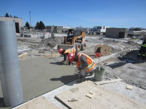 Concrete Pavement Contractor in Mississauga, Ontario