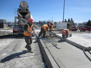 Concrete Paving Contractors in Toronto, Ontario